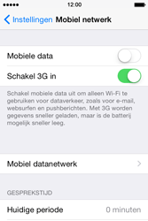 Apple iPhone 4s iOS 8 - Internet - Aan- of uitzetten - Stap 5