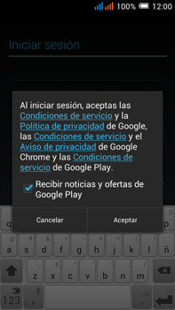 Alcatel Pop C9 - E-mail - Configurar Gmail - Paso 12