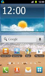Samsung I8160 Galaxy Ace II - Internet - automatisch instellen - Stap 3