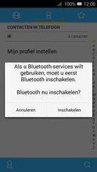 Alcatel OneTouch PIXI 3 (4.5) 3G (OT-4027X) - Contacten en data - Contacten overzetten via Bluetooth - Stap 9