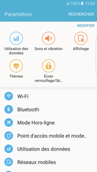 Samsung Galaxy S6 Edge (G925F) - Android M - Wifi - configuration manuelle - Étape 3
