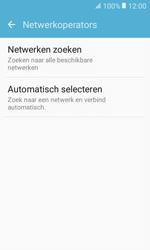 Samsung G389 Galaxy Xcover 3 VE - Netwerk - Handmatig een netwerk selecteren - Stap 6