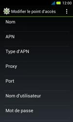Acer Liquid Z4 - Mms - Configuration manuelle - Étape 9