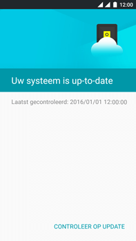OnePlus 3 - Toestel - Software update - Stap 6