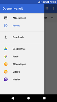 Sony Xperia XA2 Ultra - MMS - Afbeeldingen verzenden - Stap 13