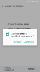 Samsung Samsung G920 Galaxy S6 (Android M) - E-mail - Configuration manuelle (outlook) - Étape 7