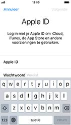 Apple iPhone 5s - iOS 12 - toestel resetten - back-up maken met jouw account - stap 8