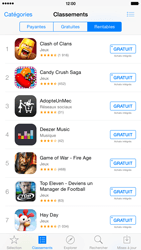 Apple iPhone 6 Plus iOS 8 - Applications - Télécharger une application - Étape 9
