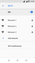 Nokia 1 - Wi-Fi - Connect to a Wi-Fi network - Step 7