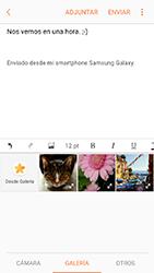 Samsung Galaxy A3 (2017) (A320) - E-mail - Escribir y enviar un correo electrónico - Paso 12