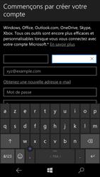 Microsoft Lumia 950 - Applications - Créer un compte - Étape 9