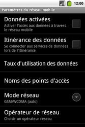 Alcatel OT-991 Smart - Internet - Configuration manuelle - Étape 6
