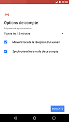 LG Nexus 5X - Android Oreo - E-mail - Configurer l