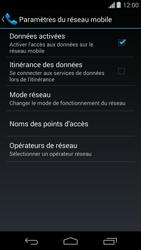 Motorola Moto G - Internet - configuration manuelle - Étape 7