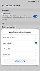 Huawei P10 - Android Oreo - Netwerk - 4G/LTE inschakelen - Stap 6