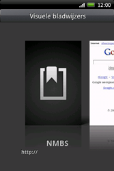 HTC A6262 Hero - Internet - Internetten - Stap 13