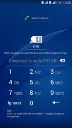 Sony Xperia E4g - Premiers pas - Créer un compte - Étape 3