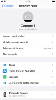 Apple iPhone 7 Plus - iOS 13 - Données - créer une sauvegarde avec votre compte - Étape 8
