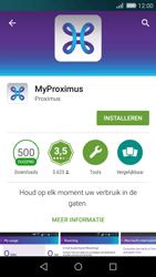 Huawei P8 Lite - Applicaties - MyProximus - Stap 7