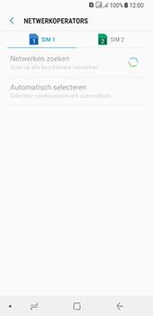 Samsung galaxy-a8-2018-sm-a530f-android-oreo - Netwerk selecteren - Handmatig een netwerk selecteren - Stap 11