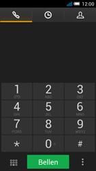 Alcatel OT-5036X Pop C5 - Voicemail - Handmatig instellen - Stap 4