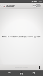 Sony D6503 Xperia Z2 - Bluetooth - connexion Bluetooth - Étape 7