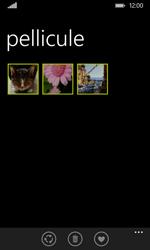 Nokia Lumia 530 - Photos, vidéos, musique - Envoyer une photo via Bluetooth - Étape 7