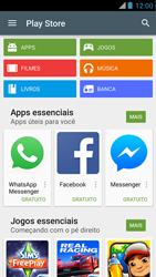 Motorola XT910 RAZR - Aplicativos - Como baixar aplicativos - Etapa 4