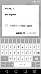 LG K4 2017 - WiFi et Bluetooth - Configuration manuelle - Étape 6