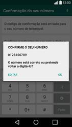 LG C70 / SPIRIT - Aplicações - Como configurar o WhatsApp -  7