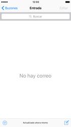 Apple iPhone 6 iOS 10 - E-mail - Escribir y enviar un correo electrónico - Paso 3