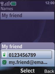 Nokia 6600i slide - MMS - Sending pictures - Step 7