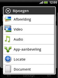 HTC A3333 Wildfire - E-mail - e-mail versturen - Stap 9