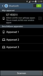 Samsung Galaxy S3 Neo (I9301i) - Bluetooth - Koppelen met ander apparaat - Stap 6
