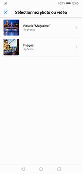 Huawei P20 Lite - E-mail - envoyer un e-mail - Étape 12