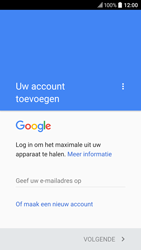 HTC 10 - Applicaties - Account aanmaken - Stap 4