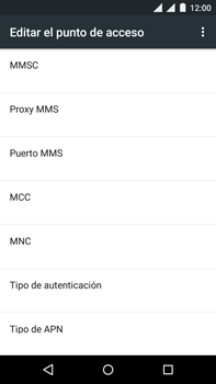 Motorola Moto X Play - Internet - Configurar Internet - Paso 17