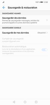 Huawei P20 lite - Aller plus loin - Gérer vos données depuis le portable - Étape 8