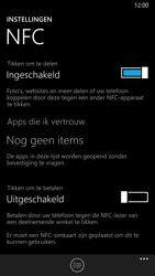 Nokia Lumia 930 4G (Type RM-1045) - NFC - NFC activeren - Stap 6
