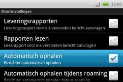 HTC A810e ChaCha - MMS - probleem met ontvangen - Stap 6