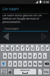 Samsung G130HN Galaxy Young 2 - Applicaties - Account aanmaken - Stap 5