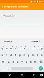 Alcatel Idol 3 - E-mail - Configurar correo electrónico - Paso 9