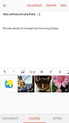 Samsung Galaxy J5 (2016) - E-mail - Escribir y enviar un correo electrónico - Paso 12
