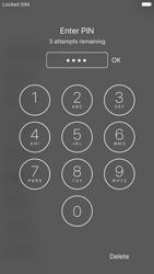 Apple iPhone 8 - Primeiros passos - Como ligar o telemóvel pela primeira vez -  6