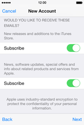 Apple iPhone 4s iOS 8 - Applications - Downloading applications - Step 19