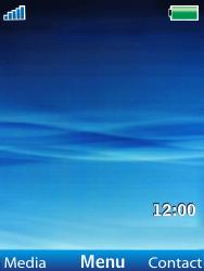 Sony Ericsson W100i Spiro - Internet - Internet browsing - Step 1