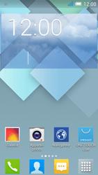 Alcatel OT-6012X Idol Mini - Paramètres - reçus par SMS - Étape 3