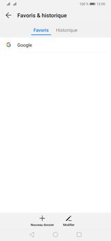Huawei P30 - Internet - navigation sur Internet - Étape 14