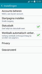 Samsung I9195i Galaxy S4 mini VE - Internet - Handmatig instellen - Stap 21
