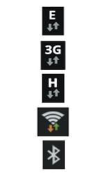 Samsung Galaxy Grand Neo - Funções básicas - Explicação dos ícones - Etapa 7